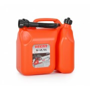 Canistra dubla hecht 6 + 2.5 l, din plastic