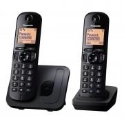 Bežični telefon Panasonic KX-TGC212FXB crni