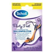 Scholl Party Feet zselés sarokemelő
