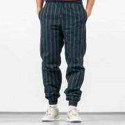 Han Kjøbenhavn Track Pants Green Stripe
