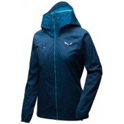 Salewa Agner Cordura 2 PTX 2.5L - giacca hardshell trekking - donna - Blue