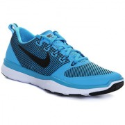 Nike Free Train Versatility Blue Men'S Running Shoes