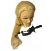 Cap Practica Coafor Par Blond Auriu Lungime 55 - 60cm
