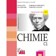 Chimie C1. Manual pentru clasa a 12-a (eBook)