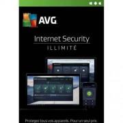 Avg Internet Security 2018 (appareils Illimités) Appareils Illimités 2 Ans