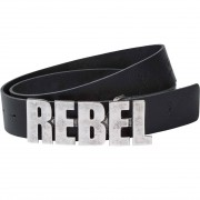 Head Skiwear Head Men Belt REBELS black