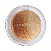 Kosmetika Frais Monde Thermal Mineralize Baked Trio Eyeshadow 2,2g W Zapečené trio oční stíny