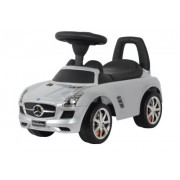 Best Ride On Cars Mercedes Benz Sls Amg Push Car, Silver By Best Ride On Cars