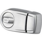 Broasca aplicata pentru usi Yale 116x66 mm, argintiu, incl. cilindru cu 3 chei