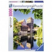 RAVENSBURGER Ravensburger puzzle (slagalice) - zamak na reci RA19620