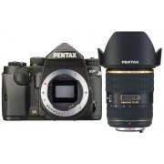 Pentax KP + 16-50mm f/2.8 DA ED AL (IF) SDM - nero - 4 anni di garanzia