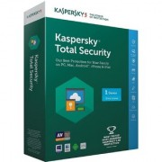 Kaspersky Total Security - 1 User 3 Year Latest Version