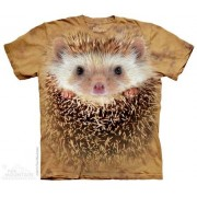3D zvířecí tričko - Ježek
