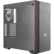 Kućište Cooler Master MasterBox MB600L Red, MCB-B600L-KA5N-S00