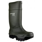 Dunlop Profesional, utilidad de trabajo Hombres Para mujer, Verde, 47 M EU / 12 F(M) UK / 14 D(M) US