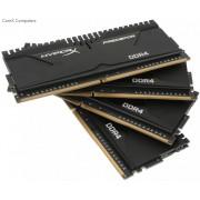 Kingston HyperX Predator (T2) 16GB (4x4GB) DDR4-2800MHz CL14 1.35V Desktop Memory Module