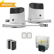 NICE Motorisation Portail Nice HoppKit + 2 télécommandes!