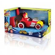 Op afstand bestuurbare auto van 'Mickey Mouse'
