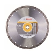 Bosch - Best for Universal Turbo - Disc diamantat de taiere continuu, 350x25.4/20x3.2 mm, taiere uscata, calitate inalta