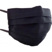 Anmin Zwart Mondkapjes - Mondmasker - 50 stuks - Niet medische mondkapjes