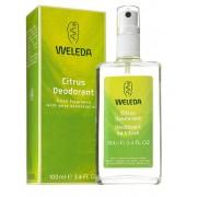 Weleda Deodorant Citrus - 100 ml