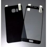 2в1 Удароустойчив протектор за Samsung G928 Galaxy S6 Edge Plus Черен