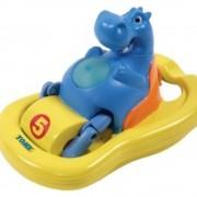 Jucarie baie - Hipopotam cu pedale