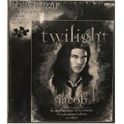 Twilight Jacob 1000 Jigsaw Puzzle & Twilight Scene It DVD Game (Bundle of 2)