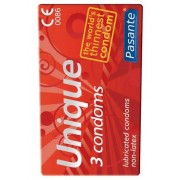 Pasante Unique non-latex 3-pack