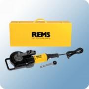 Rems Curvo elektromos csőhajlító Set 15-18-22-28 - REMS-580027 (erősített)