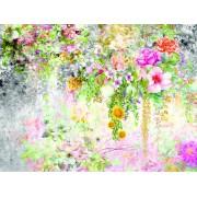 Fototapeta FTNXXL 1219 Kvetiny, vliesová 360x270cm