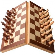 Triple S Handicrafts 12 inch collectible magnetic chess Board Game