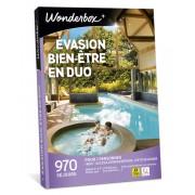 Wonderbox Coffret cadeau Évasion bien-être en duo - Wonderbox