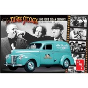 1/25 Three Stooges 40 Ford Sedan Delivery