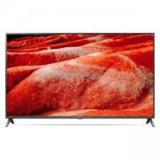 Телевизор LG 55UM7510PLA, 55-инчов екран (3840x2160) DLED, DVB-C/T2/S2, Wide Color Gammut, DTS Virtual:X, 4K Active HDR, ThinQ AI