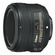 Nikon 50 mm f/1.8 G