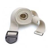 SISSEL® YOGA BAND clip, cm 3,78 x 180, bianca