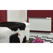 ADAX Glamox TPVD 08 EV 800 W Fehér fürdőszobai radiátor, fűtőpanel Elektronikus termosztáttal
