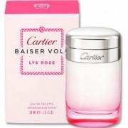 Cartier Baiser Vole Lys Rose EDT 50ml за Жени