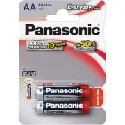 Baterije Panasonic AA LR6EPS/2BP 1.5V alkalna, 2kom **