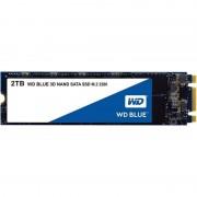 Western Digital WD Blue 3D Nand SSD M.2 2TB SATA3