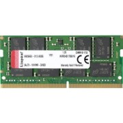 Kingston KVR24S17D8/16 - Geheugen - DDR4 (SO-DIMM) - 16 GB: 1 x 16 GB - 260-PIN - 2400 MHz / PC4-19200 - CL17