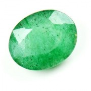 5 Rt 4.6 Ct Natural Oval Shape Emerald Panna Beautiful Loose Gemstone For Ring Pendant