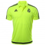 Polo Adidas Del Real Madrid Verde Temporada 2017
