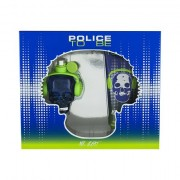 Police To Be Mr Beat confezione regalo eau de toilette 40 ml + doccia gel 100 ml uomo