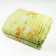 Олекотена завивка FLOWERS – 100% памук