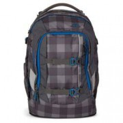 Satch Pack Schulrucksack Checkplaid