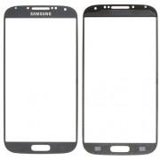 Предно стъкло за Samsung Galaxy S4 I9505 - тъмно синьо
