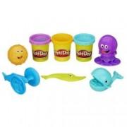 Set Play-Doh Ocean Tools
