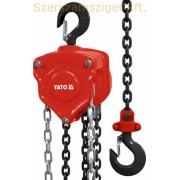 Yato láncos csigasor emelő 3t (YT-58954)